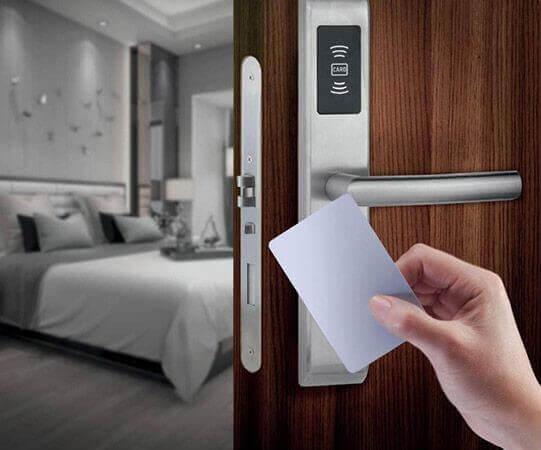 Tarjetas de RFID para Acceso Hotel